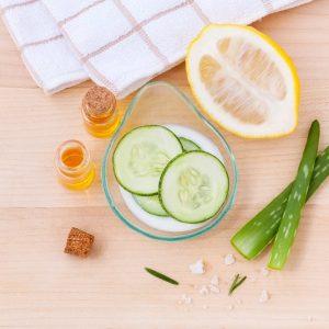 Esfoliação com ingredientes naturais – uma pele suave sem sair de casa