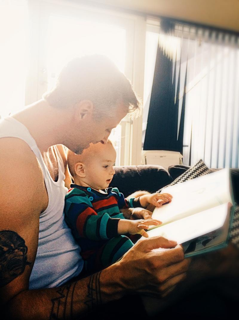 Leitura infantil – Porque é tão importante ler paracom a sua criança