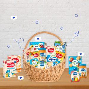 Giveaway Mercadão + Nestlé #HoraDaPapinha
